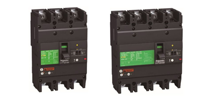 Thiết bị điện Schneider - Aptomat chống giật ELCB Schneider