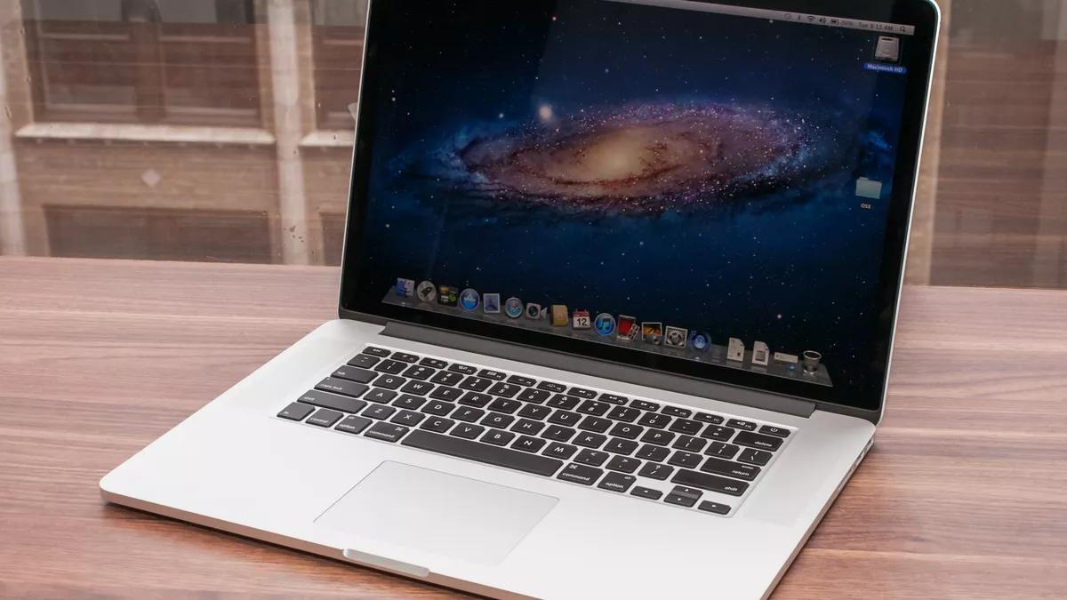 Macbook Pro Retina với chất lượng hình ảnh cực tốt