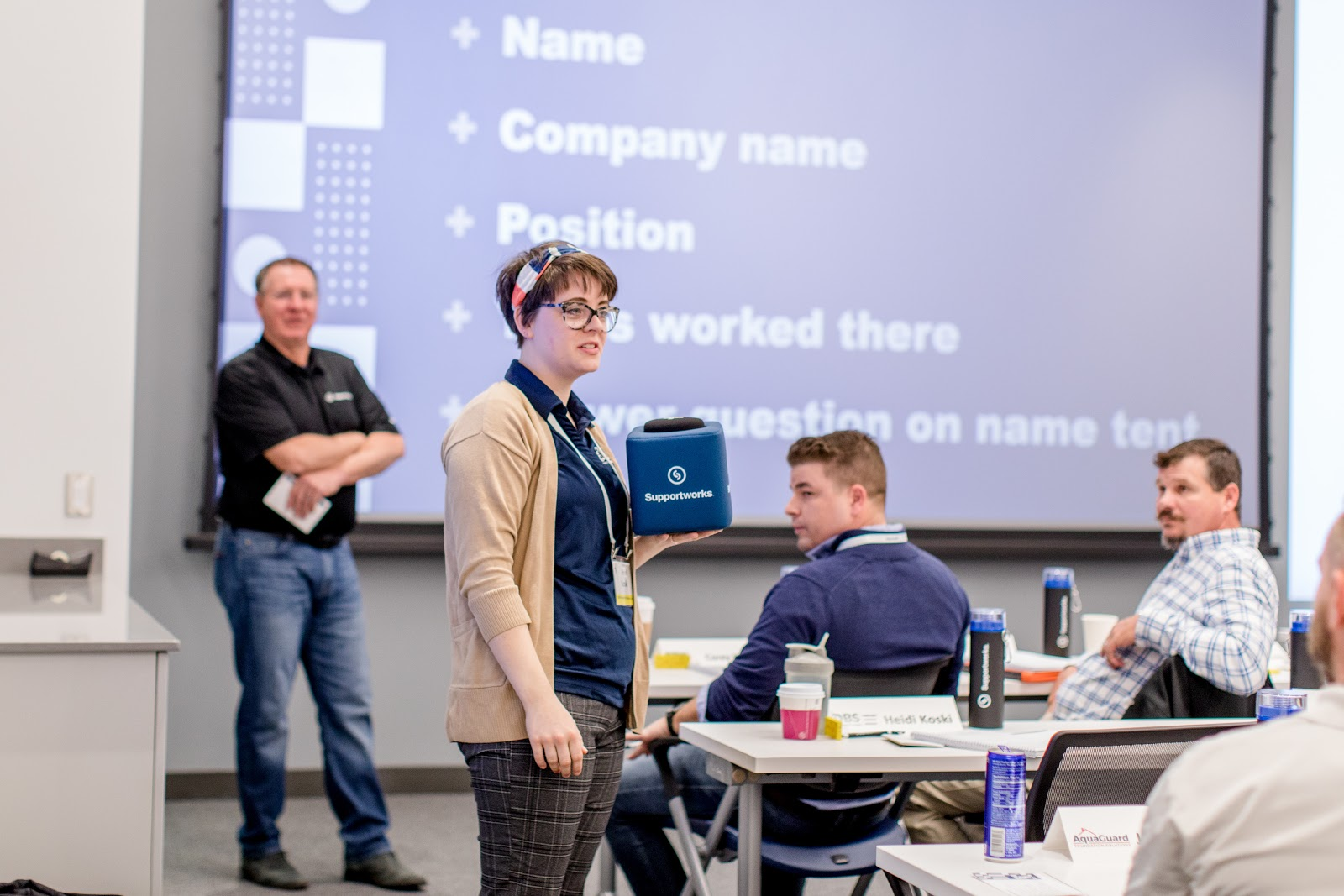 2018 Supportworks Production Training - Image 1