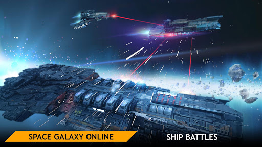 Planet Commander Online: Space ships galaxy game- screenshot thumbnail