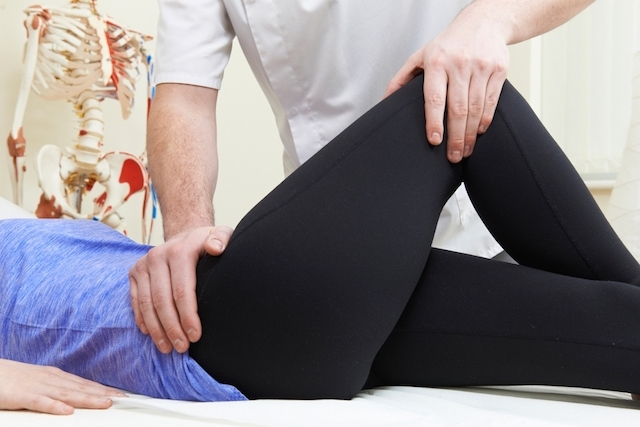 terapeuta físico ou ocupacional