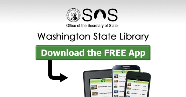 Example of Facebook Banners for the Washington State Library