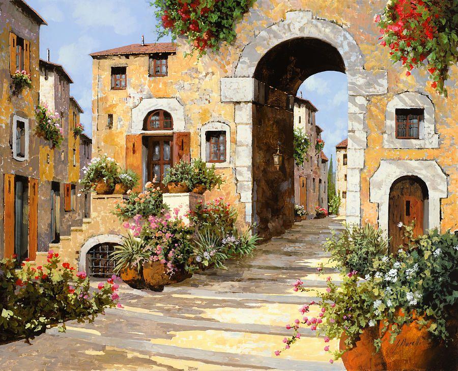 guido borelli paintings