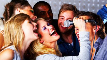 Hát karaoke trên voicefun