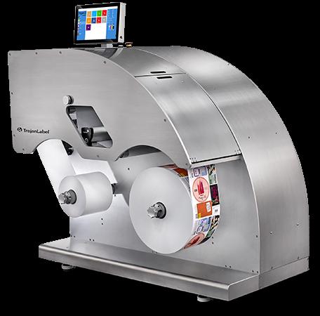 Trojan T2-L Digital Printer for Flexible Packaging