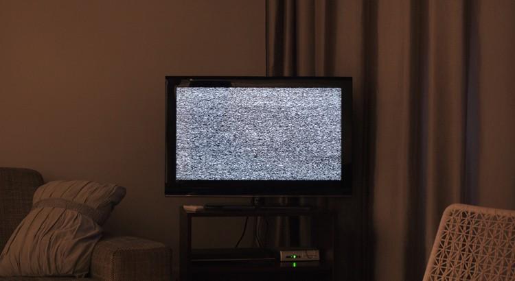 TV cassée