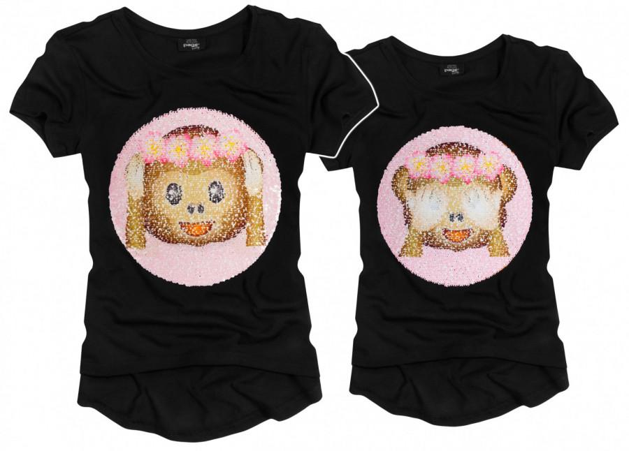 Kết quả hình ảnh cho bluzka z dwustronnymi cekinami dla dziewczynki