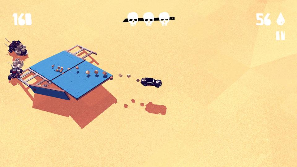 Fury Road Survivor: Game Mad Max di Smartphone Kamu, games, android, terbaru 2016