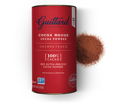 Cocoa Rouge Unsweetened Cocoa Powder best fair trade chocolate