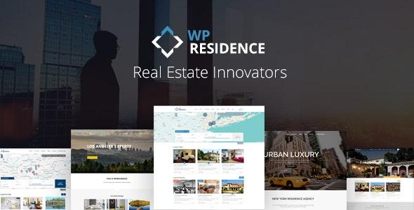 Image result for wp residence theme