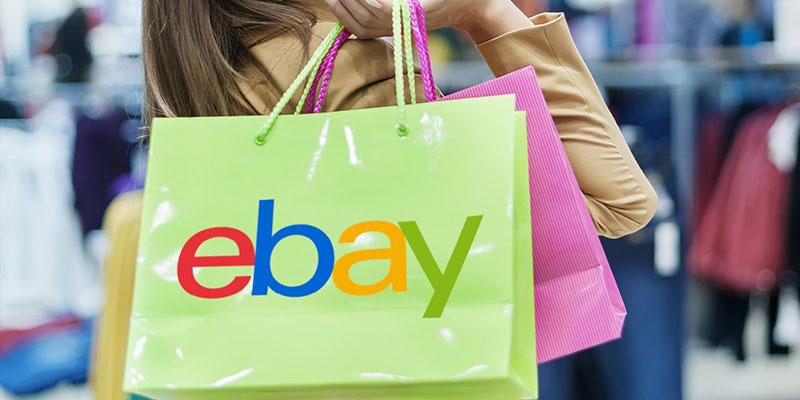 Mua hàng sale off ở Mỹ qua eBay