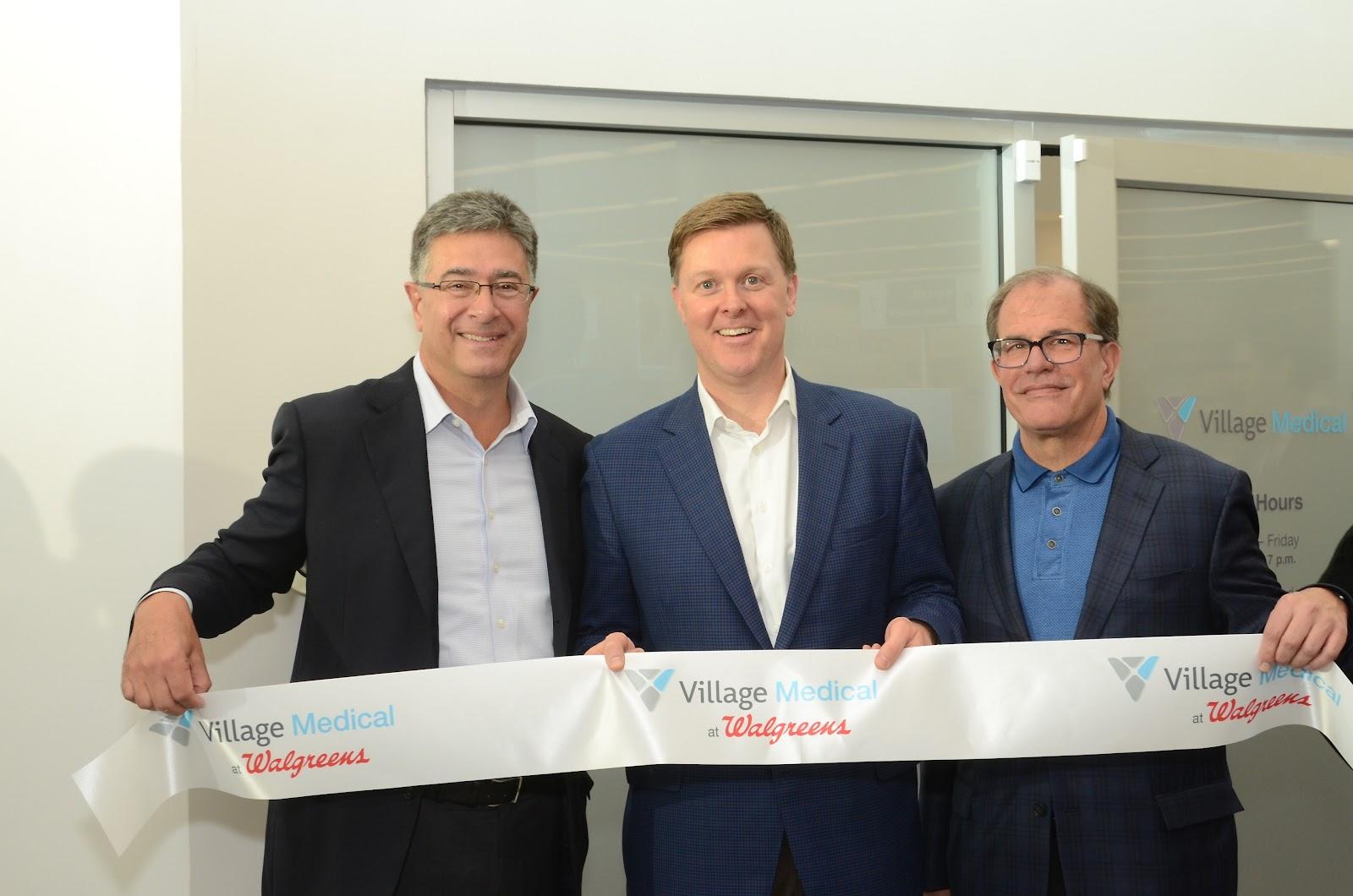 VillageMD's founders