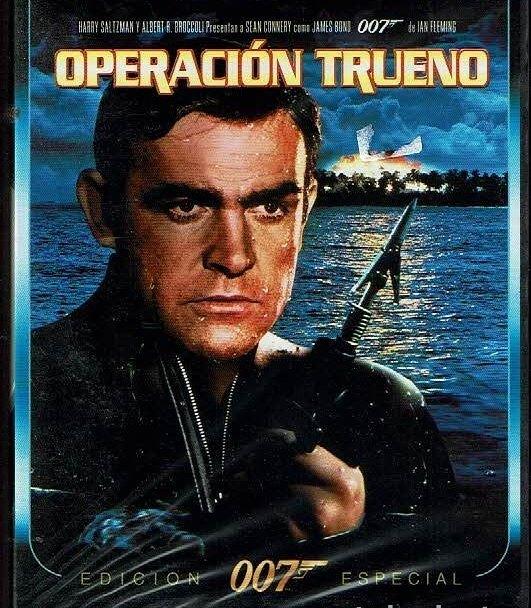 Operación trueno (1965, Terence Young)