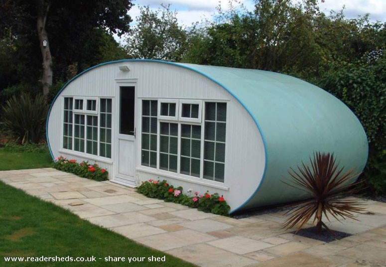 The Bizarre British Shed