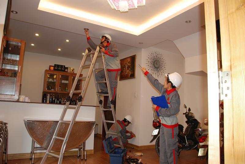 đơn vị thợ sửa chữa nhà tại huyện Hóc Môn uy tín