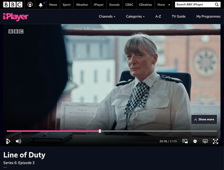 BBC iPlayer successfully unblocked with Ivacy VPN