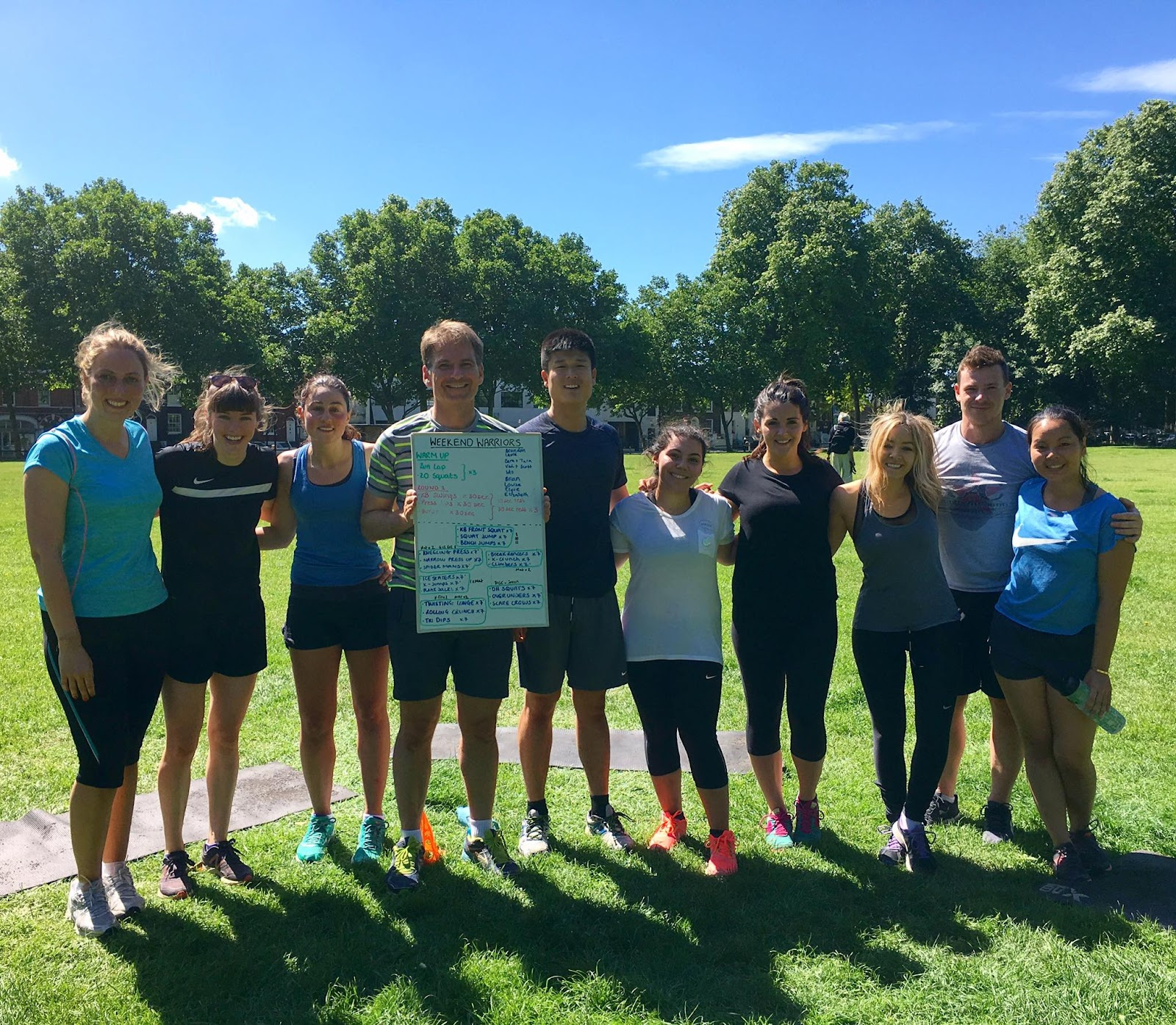Livefit | GoSweat | The 4 Best Battersea Bootcamps