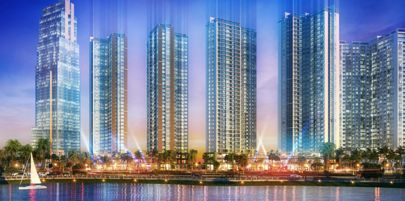 Eco Green Sài Gòn đang thu hút được rất nhiều người quan tâm