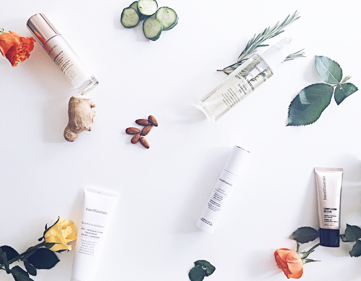 bareMinerals - 5 Natural Skincare must-haves