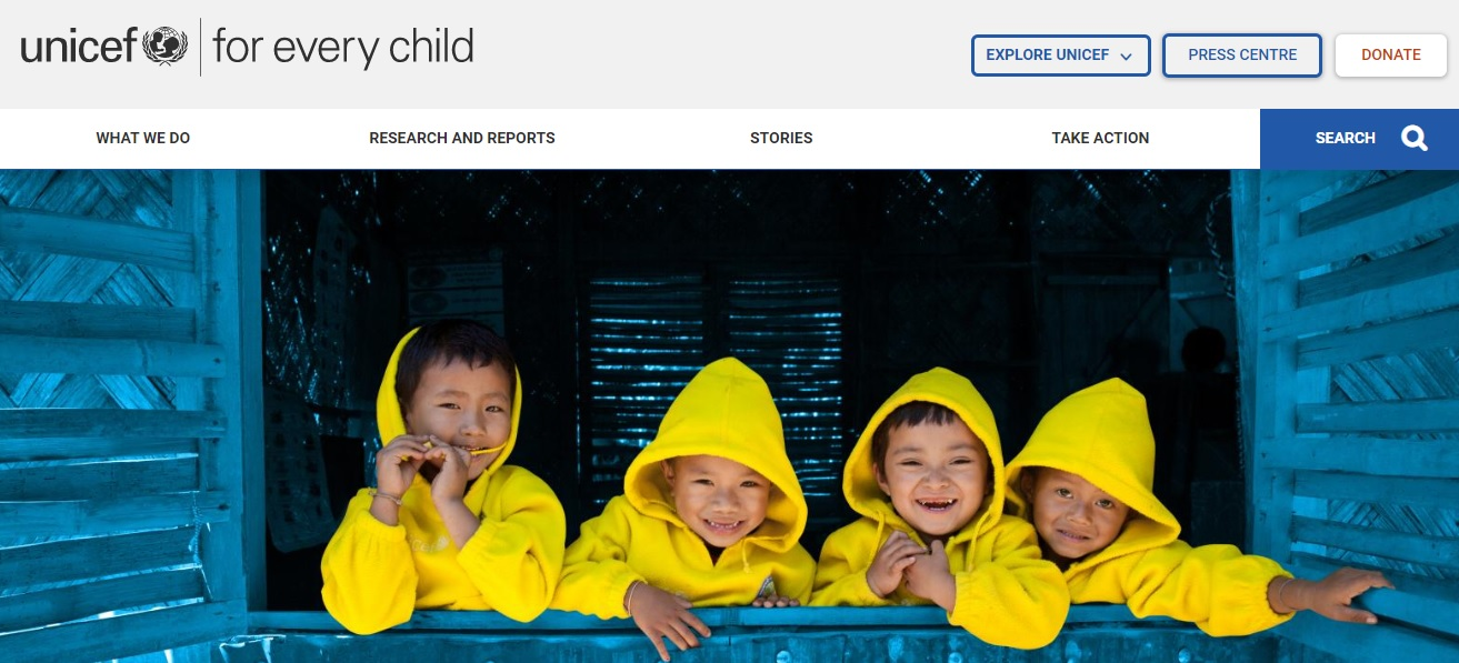 unicef website
