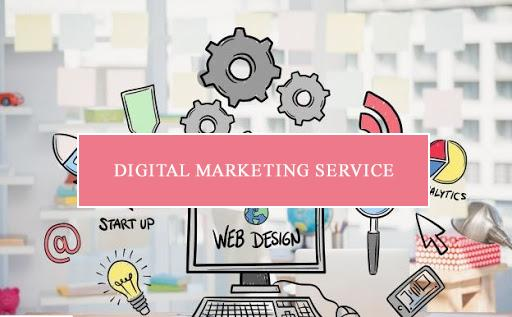 Digital marketing service giúp đẩy mạnh phát triển sản phẩm doanh nghiệp