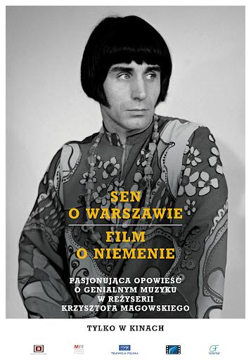 Polski plakat filmu 'Sen O Warszawie'
