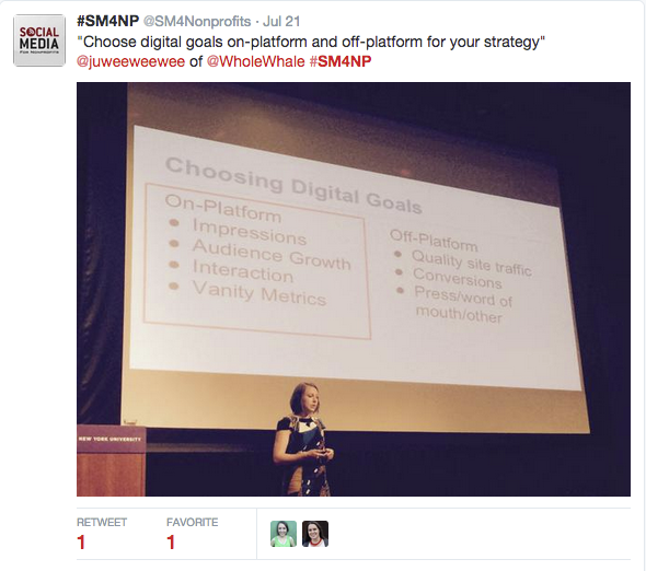 41 Important Tweets From The Social Media For Nonprofits