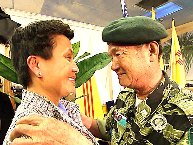 Kim and Bao reunited last month.