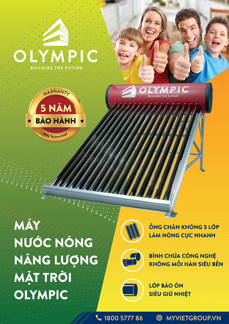 Chế độ bảo hàng tốt nhất trên thị trường của Olympic dành cho quý khách hàng