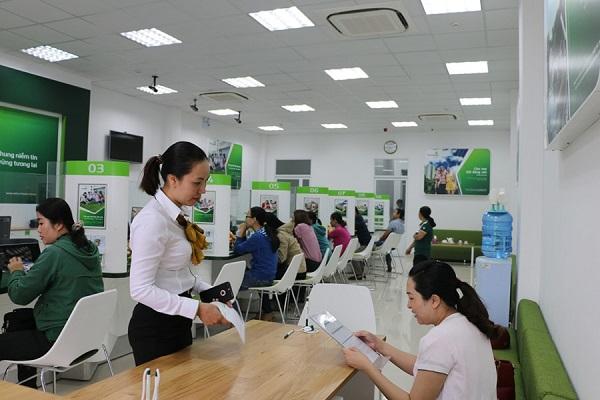 Lãi suất thấp hơn khi vay tiền tại Vietcombank