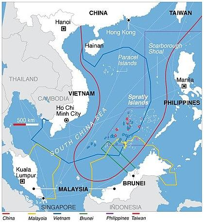 Image result for South China Sea