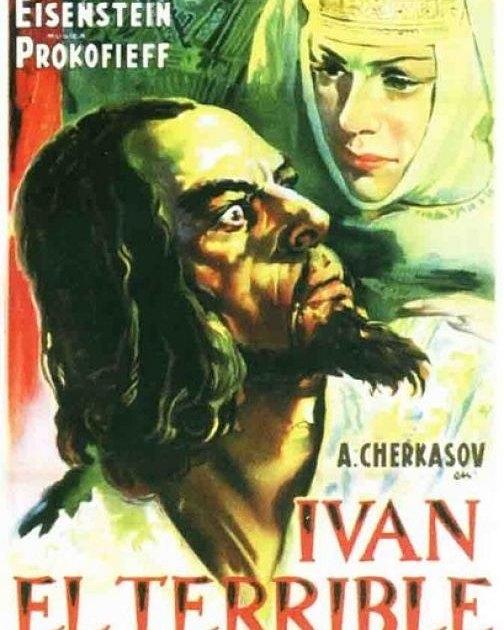 Iván el terrible parte I (1944, Sergei M. Eisenstein)