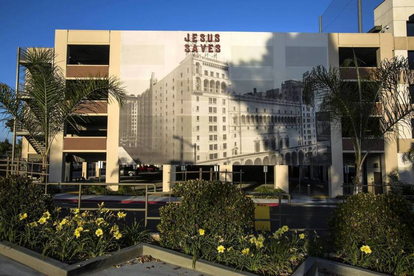 Image result for jesus saves sign biola