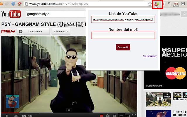 Extension de chrome youtube mp3 downloader - Downloads en Taringa!