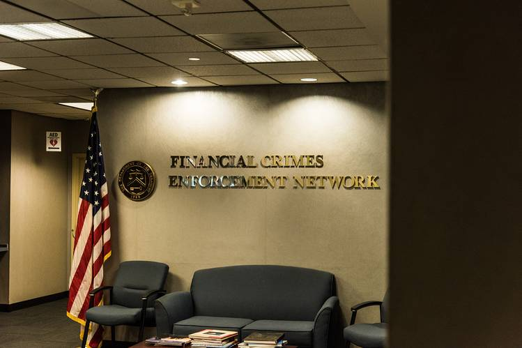 FinCEN's offices