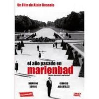 El año pasado en Marienbad (1961, Alain Resnais)
