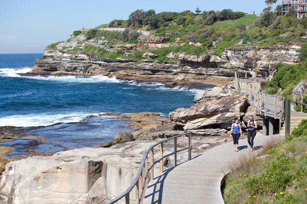 The Bondi to Coogee Coastal Walk