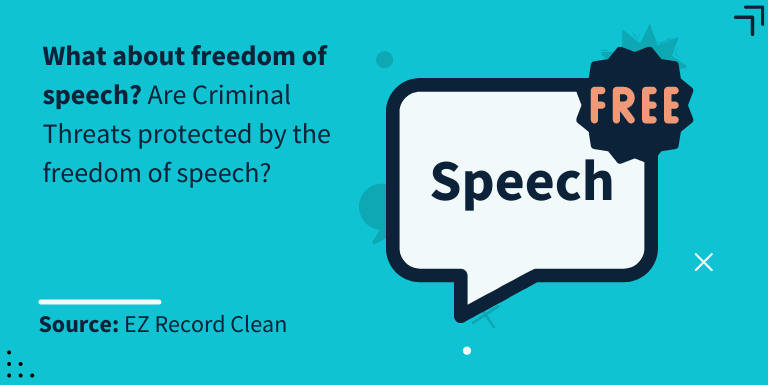 what about freedom of speech?