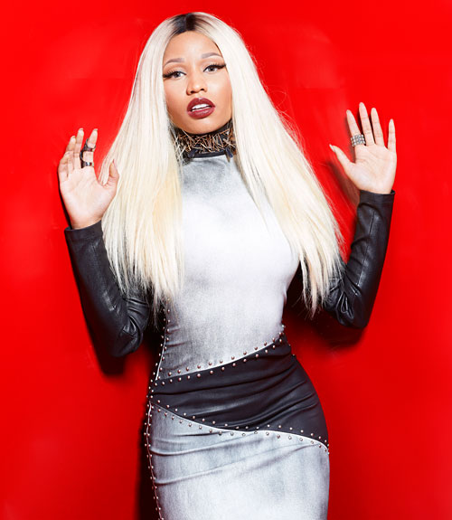 Photos sneak peek of nicki minajs marie claire august issue photos below image image image image voltagebd Gallery