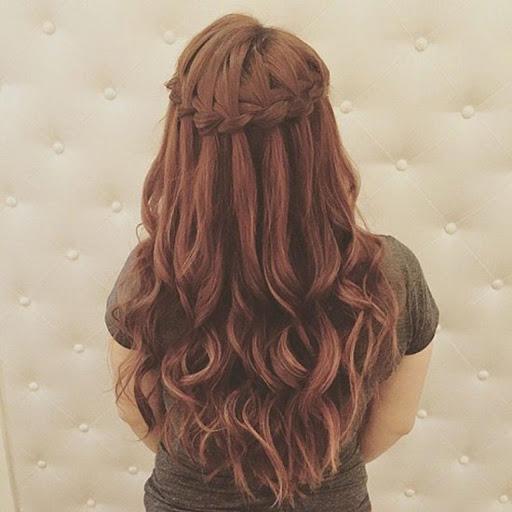 tết tóc kiểu hàn quốc