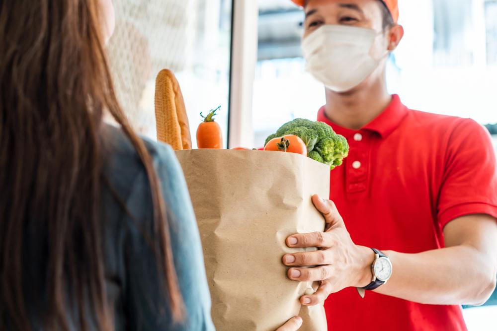 Layanan pesan-antar sayur dan bahan makanan lain bisa jadi peluang menjanjikan