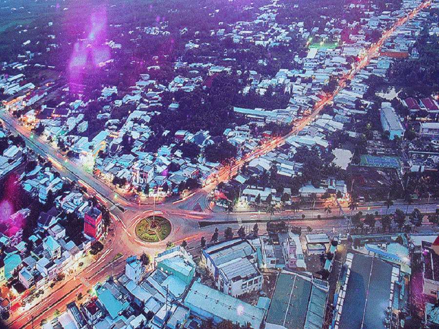 Các dự án quy hoạch thành phố Bến Tre được đầu tư, phát triển
