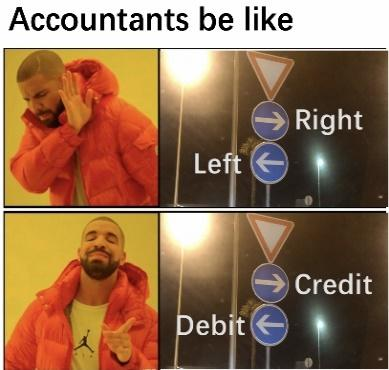 My first Accounting meme : Accounting