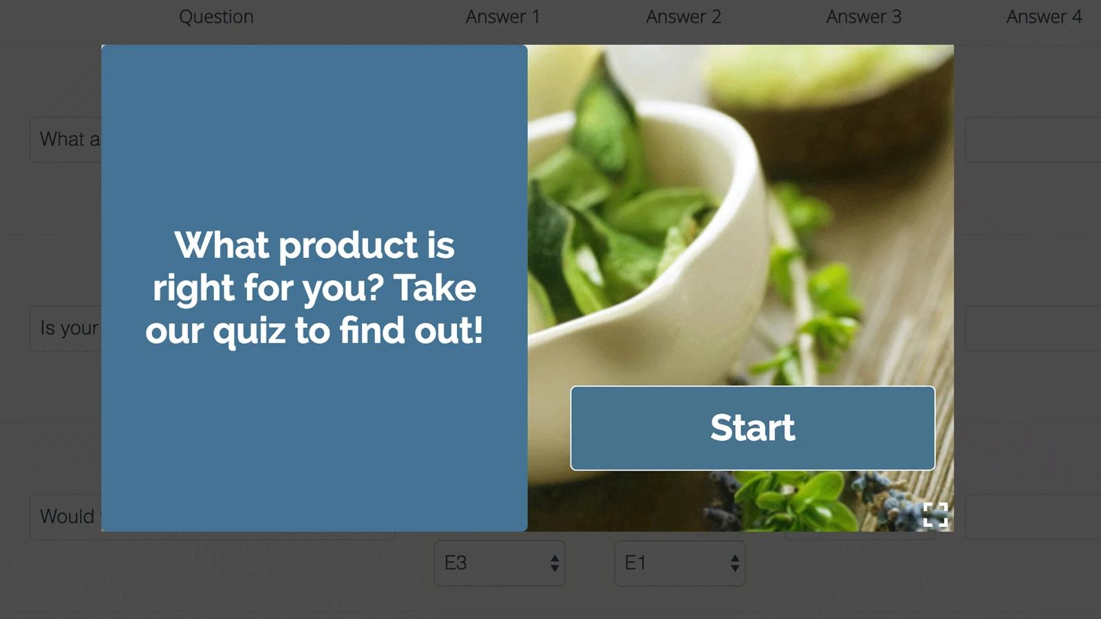 excellent Shopify survey app