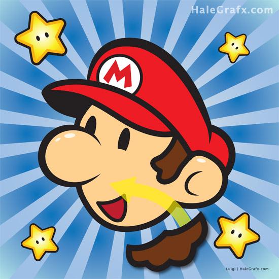 Free Mario Printable