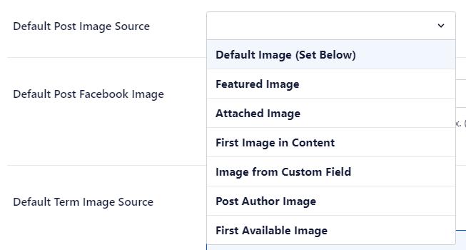 memilih post opengraph di wordpress