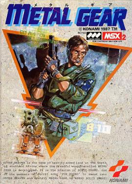 Metal Gear (video game) - Wikipedia