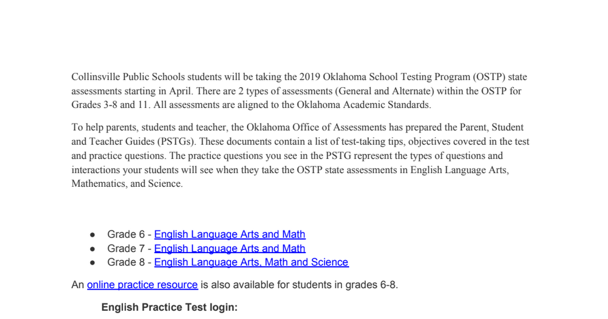 Testing 2019 Parent Student Information 6-8 pdf - Google Drive