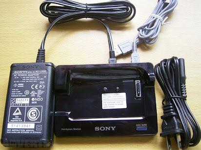 CAMCORDER AKKU LADEGERÄT MICRO USB FÜR SONY Handycam DCR SR35E