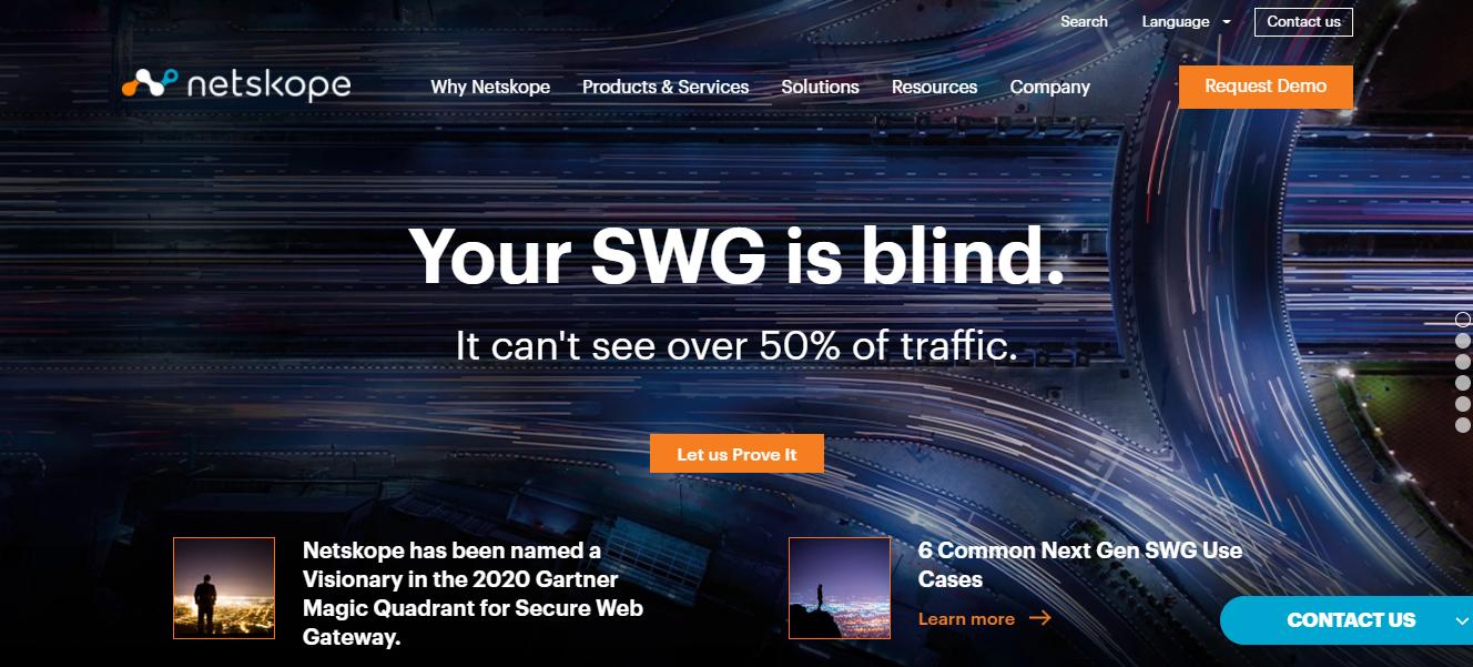 cloud security vendors